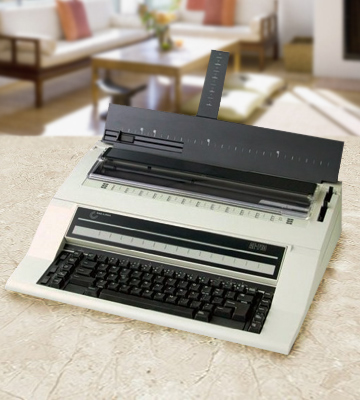 Review of Nakajima AE-710 Electronic Office Typewriter