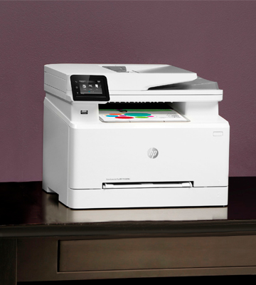 Review of HP LaserJet Pro M283fdw Wireless All-in-One Color Laser Printer
