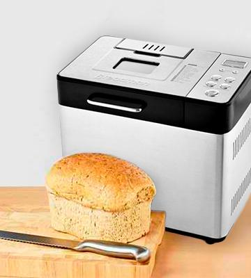 Review of Breadman BK1050S 2 lb Professional Bread Maker