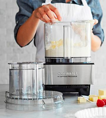 Review of Cuisinart DFP-14BCNY 14-Cup Food Processor