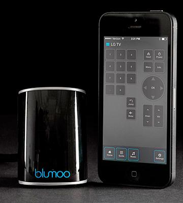 Review of Blumoo Bluetooth Universal Remote