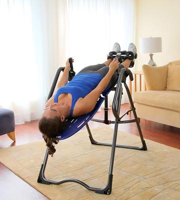 Review of Teeter EP-960 Ltd Inversion Table with Back Pain Relief Kit