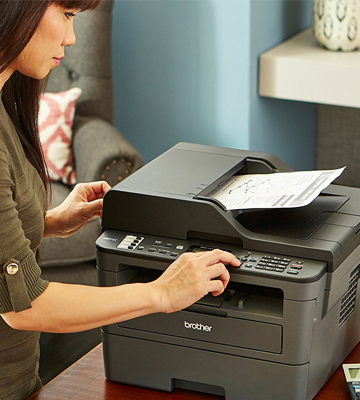 Review of Brother MFC-L2710DW Laser Monochrome All-in-One Printer
