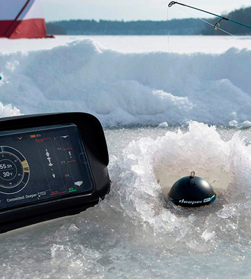 Review of Deeper Pro Plus GPS Portable Sonar