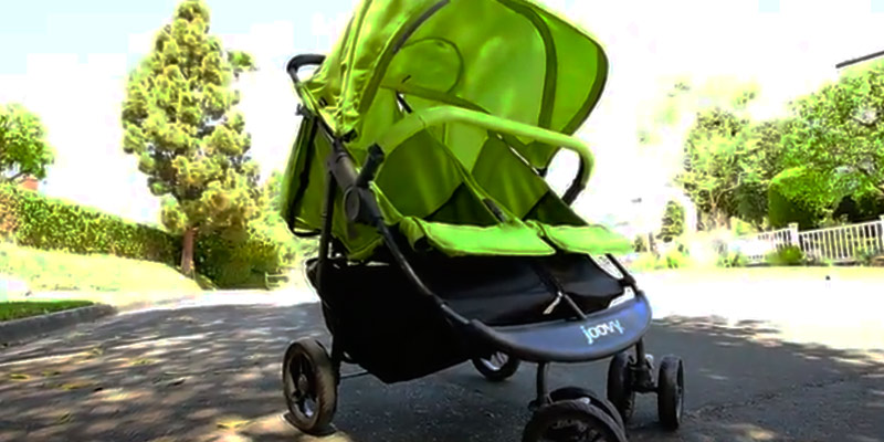 Review of Joovy Scooter X2 Double Stroller