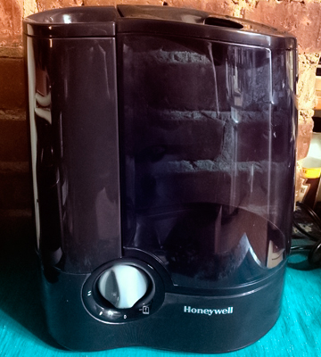 Review of Honeywell HWM705B Filter Free Warm Moisture Humidifier