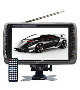 Supersonic Portable Digital LCD TV