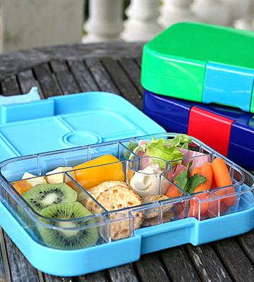 Review of Yumbox FB-201406-E Leakproof Lunch Box Container