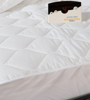 Review of Biddeford 5202-505222-100 Electric Heated Mattress Pad