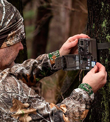 Review of Moultrie A-40 Game Camera