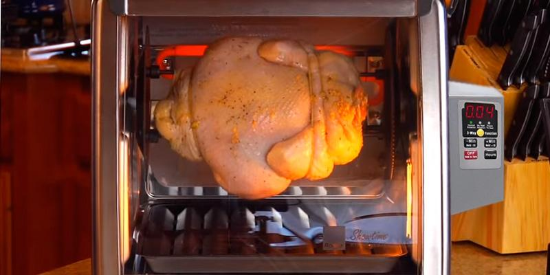 Review of Ronco ST5000PLGEN Showtime Rotisserie Oven