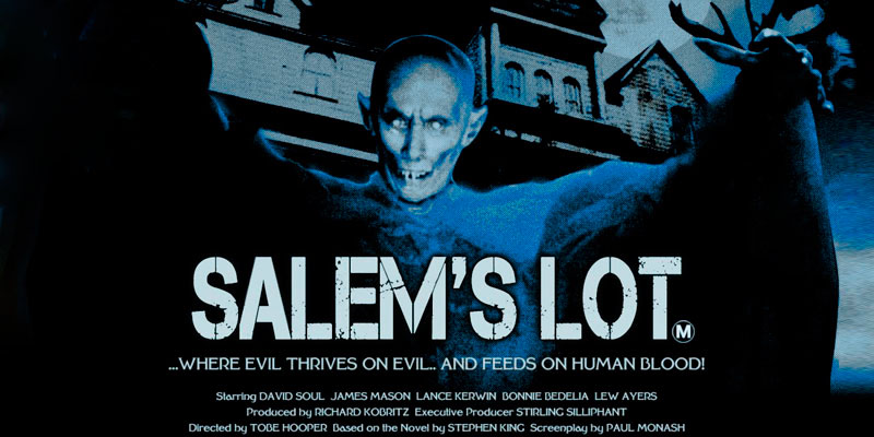 "Stephen King ""Salem's Lot"" in the use"
