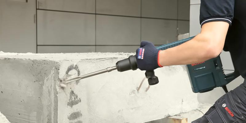 Review of Bosch 11316EVS SDS-Max Demolition Hammer