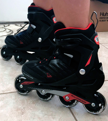 Review of Rollerblade 07503200 956 280-P Men's Adult Fitness Inline Skate