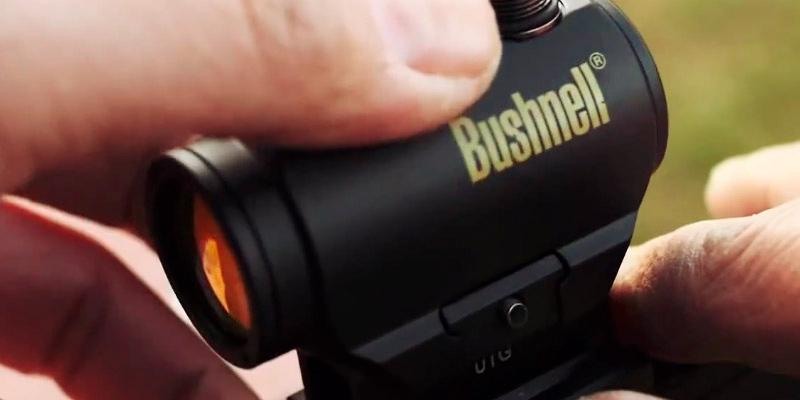 Review of Bushnell TRS-25 Tilted Front Lens Red Dot Sight Riflescope