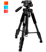ZOMEi Q111 Lightweight Tripod with Carry Case