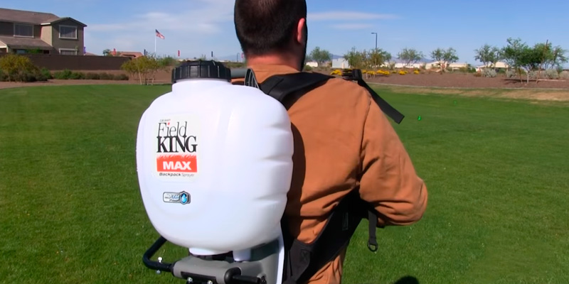Review of Field King Max 190348 Backpack Sprayer