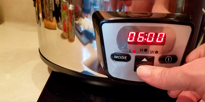 Detailed review of BELLA BLA13973 Programmable Slow Cooker