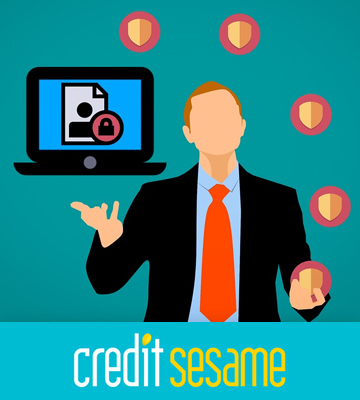 Review of Credit Sesame Free Identity Theft Protection