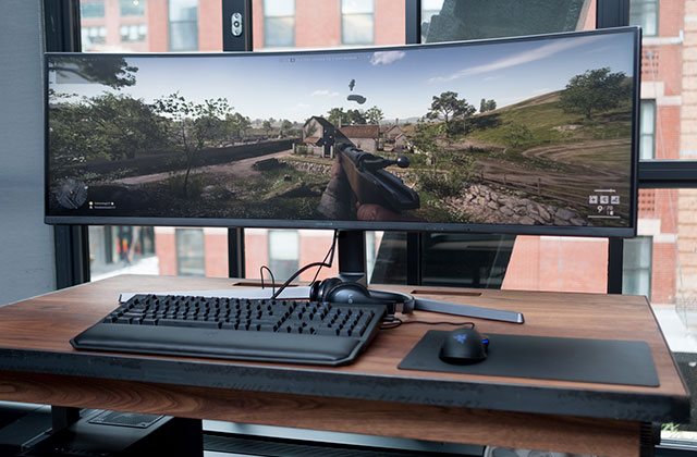 Best Curved Monitors for Work and Fun