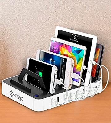 Review of Okra Charging Station PRO