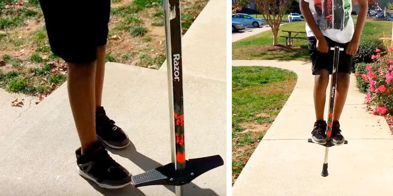 Review of Razor Gogo Pogo Stick
