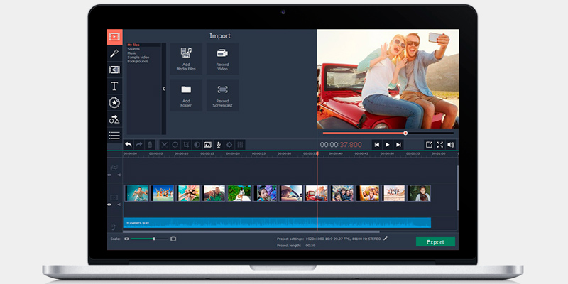 Detailed review of Movavi Video Editor 2020: Make Videos. Share Emotions.