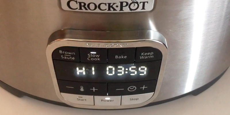 Crock-Pot SCCPVMC63-SJ 3-in-1 Multi-Cooker in the use
