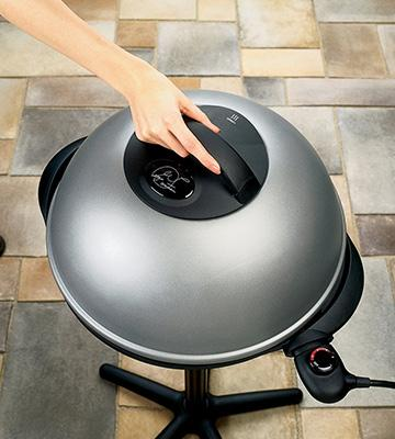 Review of George Foreman GGR50B Indoor/Outdoor Grill