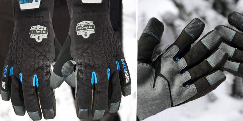 Review of Ergodyne ProFlex 817WP Waterproof Work Gloves