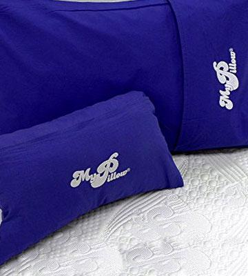 Review of MyPillow Roll & Go Travel Pillow