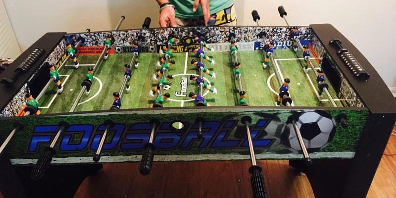 Review of Hathaway Playoff Soccer Table