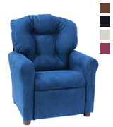 Crew Furniture 991610 Traditional Child Recliner