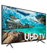 Samsung UN55RU7100FXZA 55-Inch 4K Ultra HD Smart TV (2019 Model)