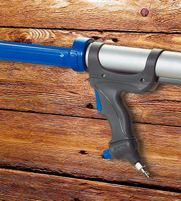 Review of COX Pneumatic Caulk Gun (63002 Berkshire) 29-Ounce Cartridge