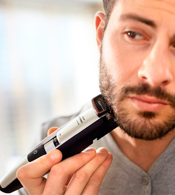Review of Philips Norelco BT5210/42 Beard and Hair Trimmer cordless & rechargable