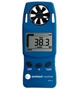 Ambient Weather WM-2 Handheld Weather Meter