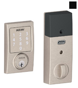 Schlage BE479 V CEN 619 Sense Smart Deadbolt
