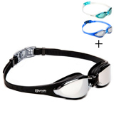 Olympic Nation Crystal Clear Swimming Goggles
