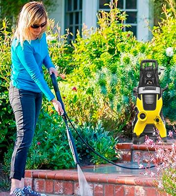 Review of Karcher K5 Premium Premium Electric Pressure Washer