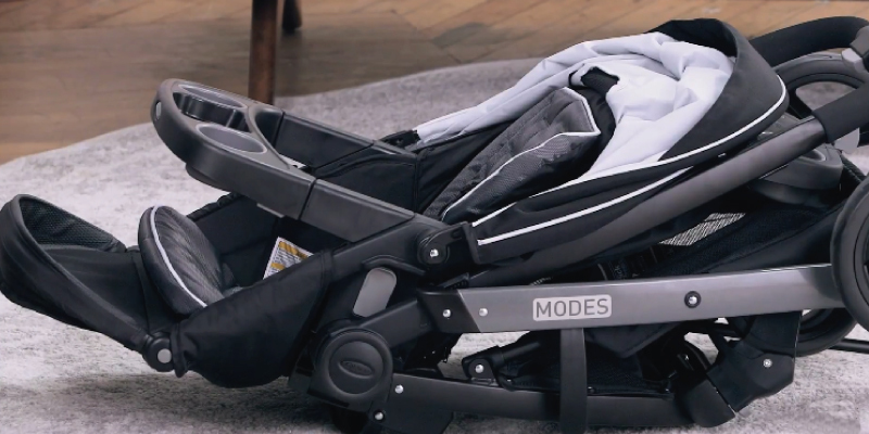 Graco Modes Click Connect Stroller in the use