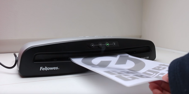Detailed review of Fellowes Saturn3i Laminator Machine