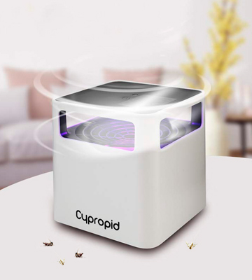 Review of Cypropid Mosquito Killer USB Powered