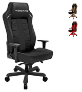 DXRacer Classic Series DOH/CE120/N Big and Tall Gaming Chair for 250 lbs