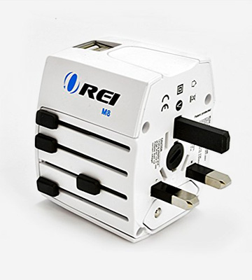 Review of OREI World Travel Power Plug Adapter with Dual USB Charger