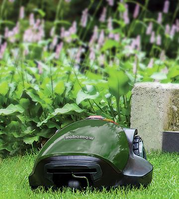 Review of Robomow RC306 Robotic Lawn mower