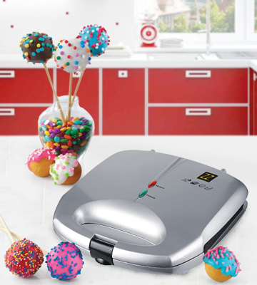 Review of ZZ S6142A-S Sandwich Waffle Burger and Donut Maker