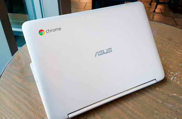 Comparison of ASUS Chromebooks