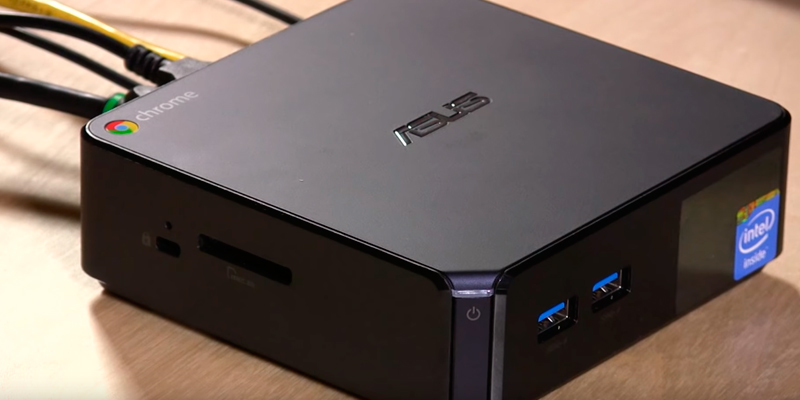 Review of ASUS G095U CHROMEBOX 2