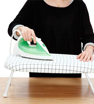 Review of Storage Maniac FBA_STM1001000002 Tabletop Ironing Board